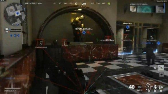 《使命召唤17》B测期间出现外挂问题:多段视频曝光!