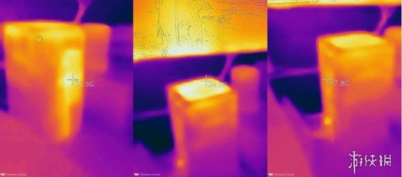 XSX热成像测温:1080P运行《怪猎世界》!机箱温度35度