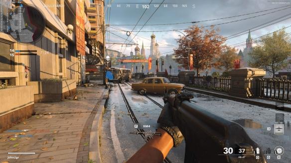 《使命召唤17》现已开启PC版本公测 4K画质截图分享