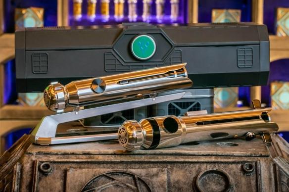 《陨落的武士团》光剑即将发售 杜库伯爵的也有!