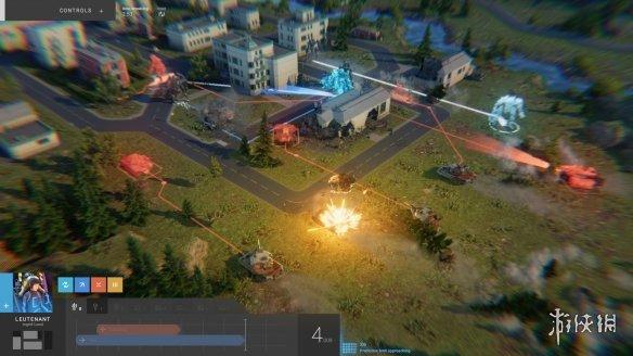 PC机甲策略RPG《幻影旅团》抢先体验将至!预告赏