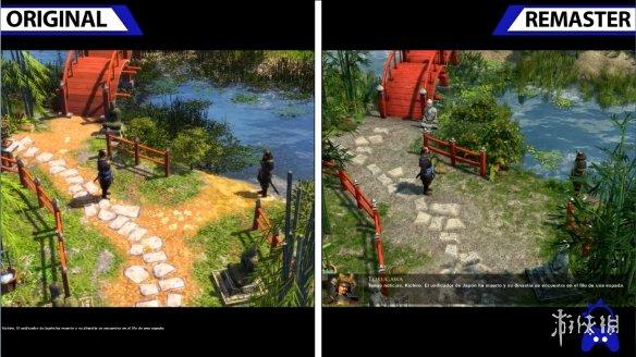 纹理模型变化超大!《帝国时代3决定版》实机VS原版