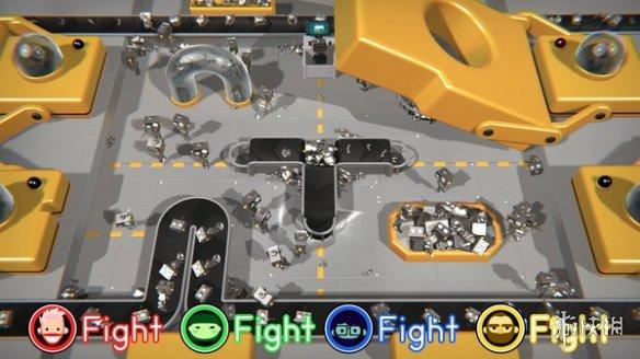 多人伪装对战游戏《拳击特工》10月22日登陆Steam