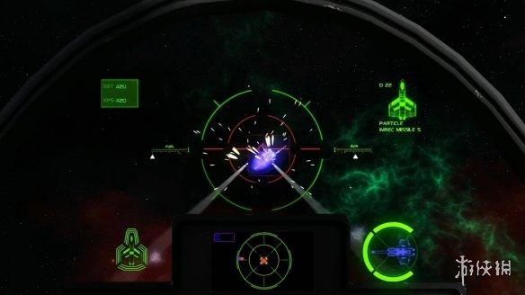 粉丝自制《银河飞将4:自由的代价》复刻版游戏演示