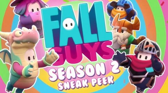 《糖豆人:终极淘汰赛》第二赛季正式上线 网易