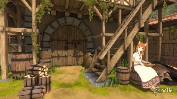《狼与香辛料VR2》上架Steam!赫萝全家的新旅程