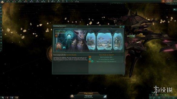 《群星》新DLC 10月30日上线!不死族与噬尸起源故事