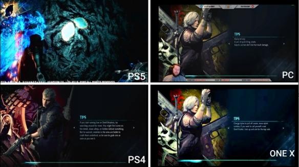 《鬼泣5:特别版》加载时间对比!PS5比XSX快四倍