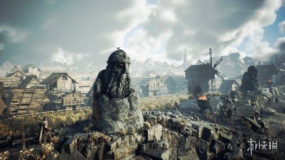 《维京城建设者》上架Steam 史上首个支持光追的RTS