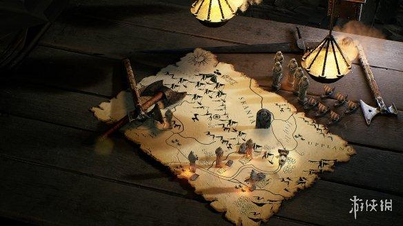 策略游戏《维京城建设者》预告 动态天气和气候系统