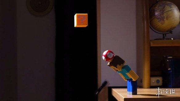 高玩再次出手 新《史蒂夫大战马里奥》搞笑动画欣赏