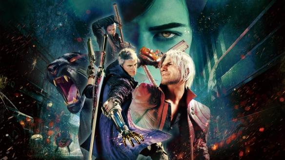 《鬼泣5》正式推出维吉尔DLC 33元 全场景都可使用