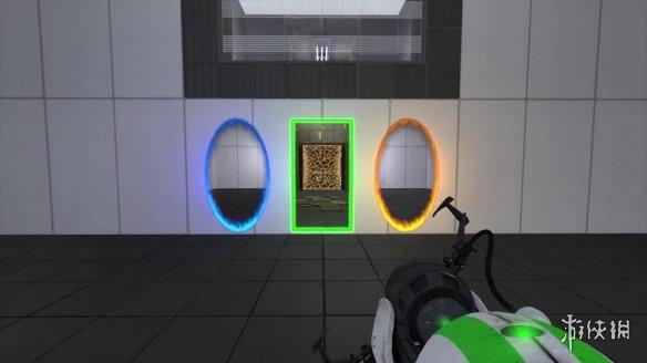 《传送门2》大型mod明年免费发布 打开第3扇传送门!
