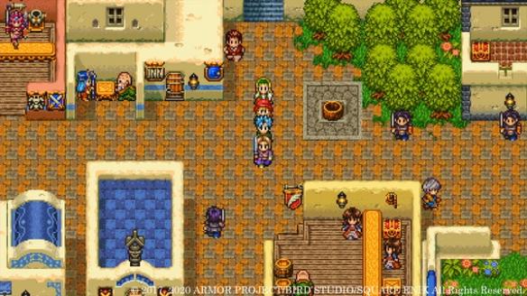 《勇者斗恶龙11S:决定版》已在各大平台推出试玩版