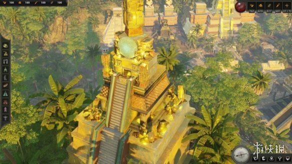 《黄金城建造者》首度曝光 取悦神明同时建造理想城市