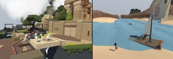 WeGame《面条人》地图盘点:脑洞与挑战,趣味满满
