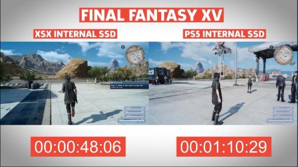 XSX全线胜出!PS5/Xbox Series X游戏加载时间对比