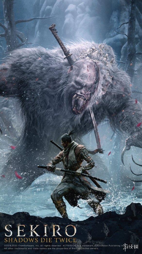 《只狼:影逝二度》问卷调查来袭!奖励精美高清壁纸