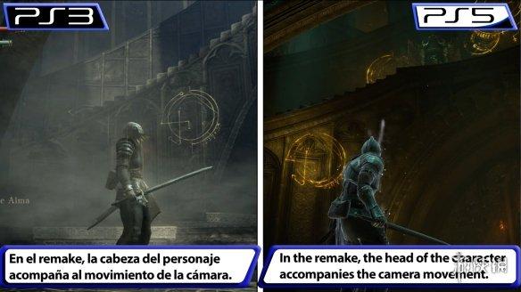 不仅仅是画质提升!《恶魔之魂:重制版》画面vs原版