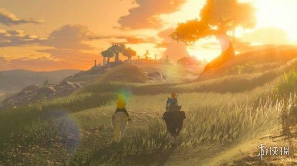 任天堂发布Switch宣传广告 其中有《旷野之息》等大作