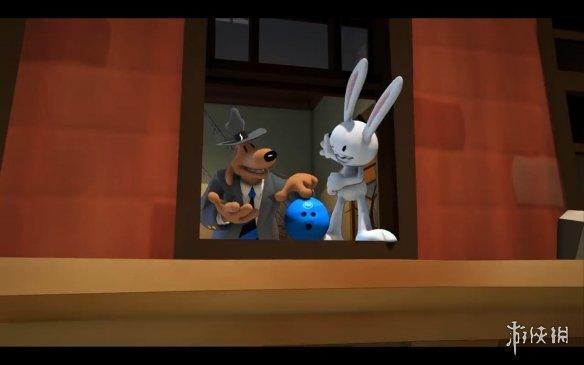 《山姆和麦克斯拯救世界 重制版》预告 狗和兔的故事