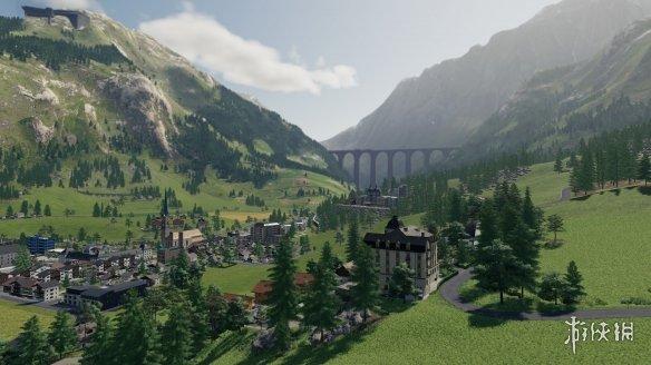 """《模拟农场19》""""阿尔卑斯山农耕拓展包""""正式推出"""