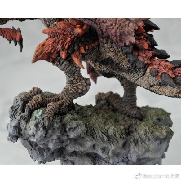 《怪猎》天彗龙/火龙/雷狼龙手办再版发售 最低742元