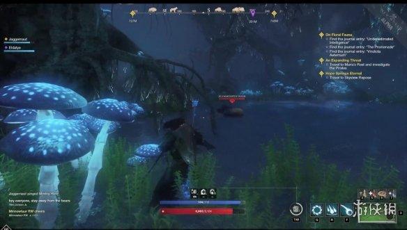 亚马逊MMORPG《新世界》实机演示 PvE、魔法和钓鱼