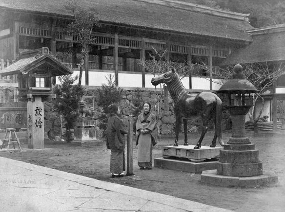 130年前的日本女人是怎样的?珍贵历史照片揭秘日本