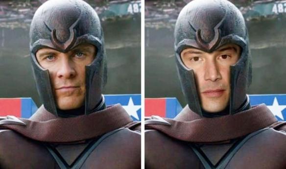 基努里维斯版超级英雄:想当英雄很久了!还来得及吗?