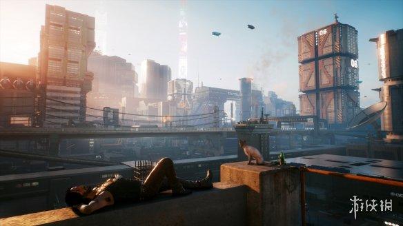 《赛博朋克2077》大量新截图发布 填补跳票的遗憾!