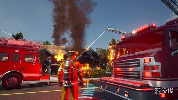 积极勇敢对抗火灾!游侠网《消防模拟器》专题站上线