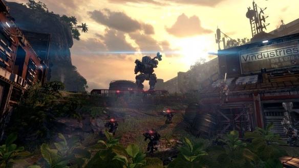 《泰坦陨落》一代Steam正式发售 限时优惠活动中!