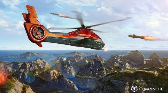 厂商宣布武直游戏作品《科曼奇》多人模式永久免费