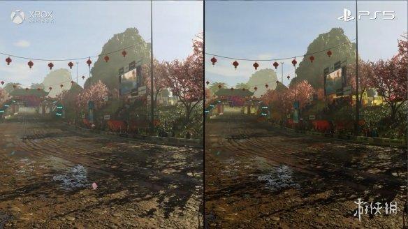PS5更胜一筹!数毛社《尘埃5》次时代主机画面对比