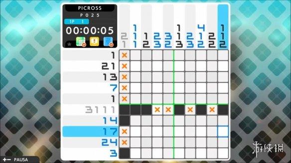 NS经典烧脑数独新作《绘图方块 S5》开场13分钟演示