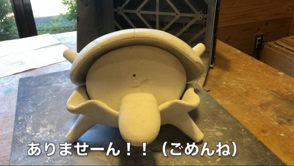玩家自制《宝可梦》等比例大舌贝模型 还有实用性!