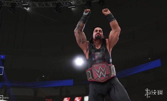 两名超级巨星将在《WWE 2K》登场!还有全新竞技场
