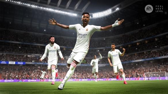 《FIFA 21》次世代版12月登场 带来最真实的体验