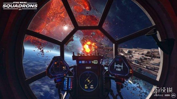 《星球大战:战机中队》3.0更新:XSX/XSS支持4K/120帧