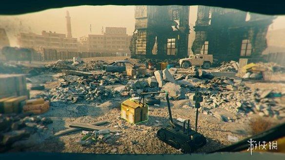动作冒险模拟游戏《工兵模拟器》上架Steam 自带简中