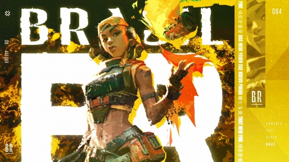 《无畏契约》全球赛事宣传片公布 12月将开启决赛!