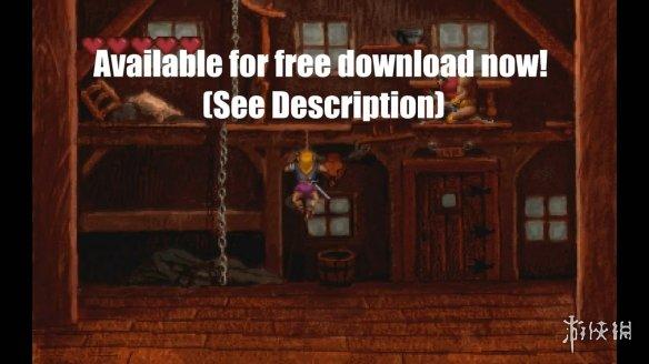 粉丝重制飞利浦CD-i平台2款《塞尔达》游戏 演示公布