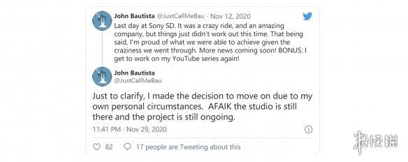 索尼并未关闭圣迭戈工作室!神秘新作仍在开发中
