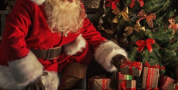 圣诞老人还能继续送礼物吗?世卫组织:他对新冠免疫