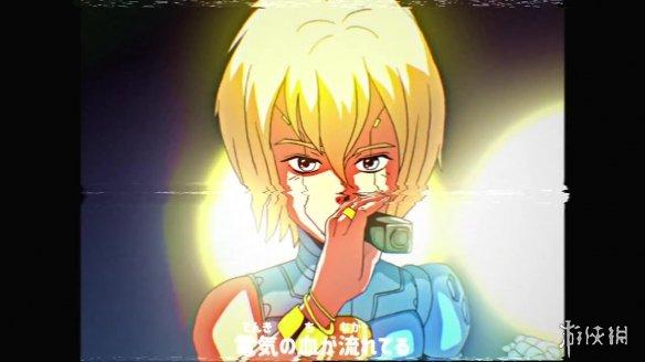《赛博朋克2077》动画片:80年代style的银手帅飞!