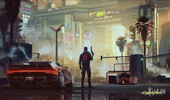 玩家传授《赛博2077》使用DLSS时增加画面清晰度方法
