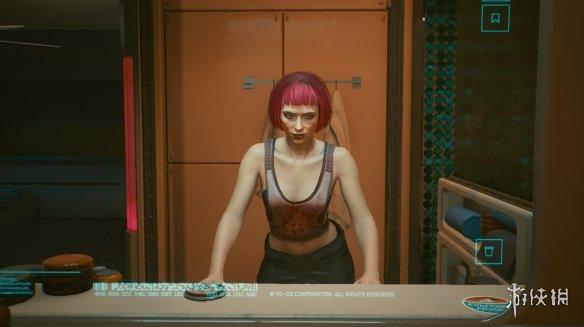 神奇MOD可以让你在《赛博朋克2077》中更换主角发型