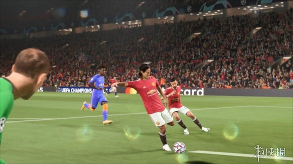 数毛社分享《FIFA21》次世代vs本世代:真人梅西!