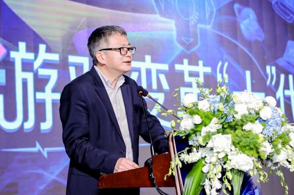 """中国音数协敖然:中国游戏产业""""十""""代健康发展!"""